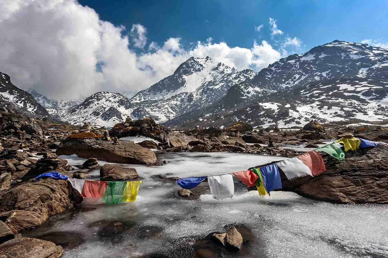 Gosainkunda-Trekking
