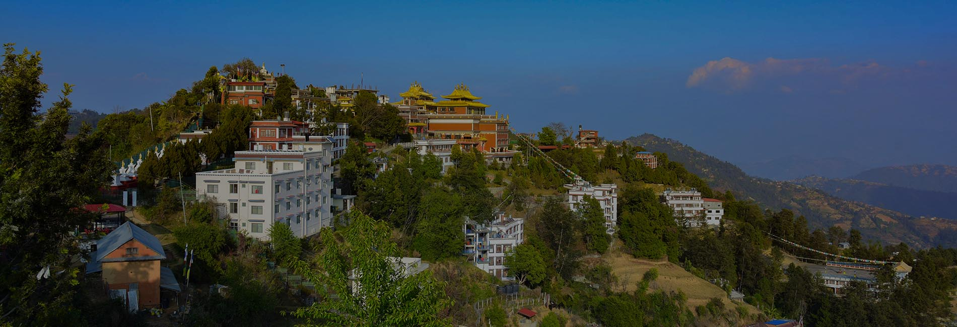 Namo Buddha_ An amazing Buddhist religious site in Nepal